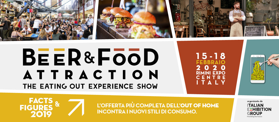 Beer & Food Attraction 2020